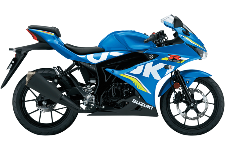 GSX-R 125 MotoGP replica