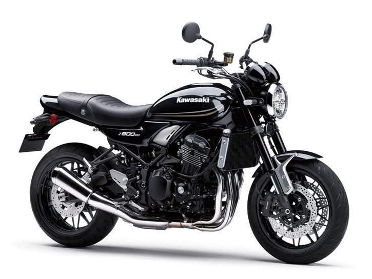 Z900RS Black ( Metallic Spark Black)