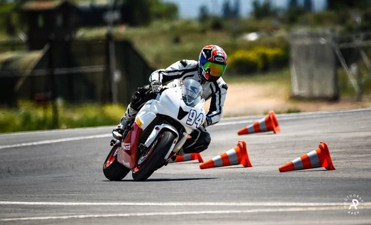 ΟΡΕΝ: Σπύρος Καραγιάννης Honda CBR600RR 1:01.760