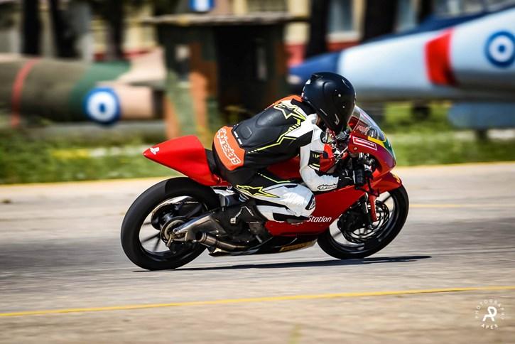 ΝΕΟΙ: Χρήστος Παπανικολάου Kawasaki Ninja 400 1:03.629
