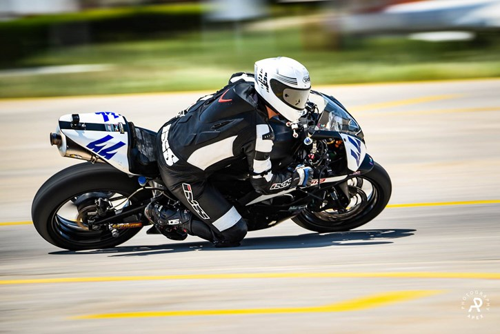 SSP: Σταύρος Τριντής Honda CBR600RR 57.883