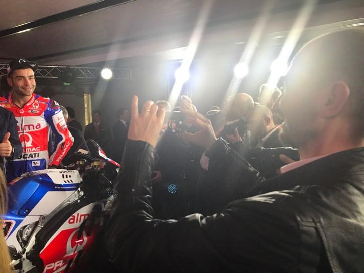 O CEO της Ducati σε ρόλο φωτογράφου!!!