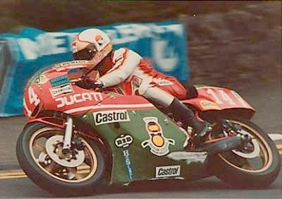 O Hailwood με την Ducati 900SS στο Isle of Man