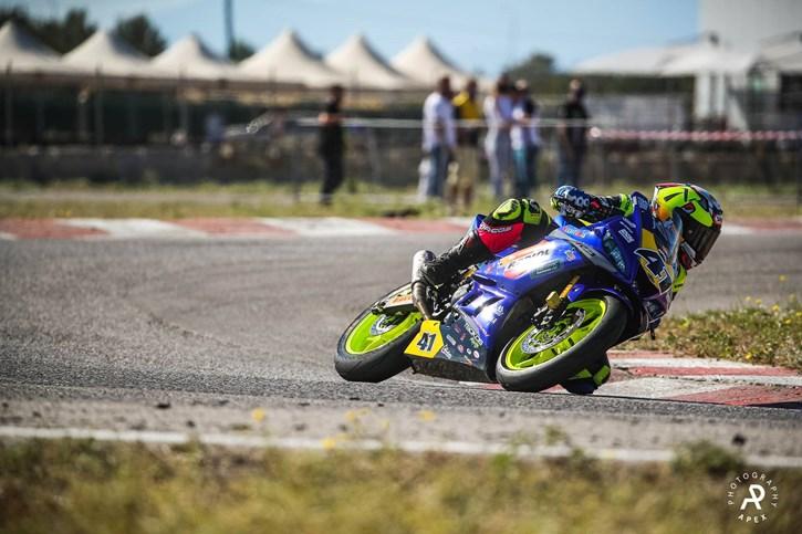 Γιάννης Περιστεράς, Πρωταθλητής Νέοι Οδηγοί και Supersport300