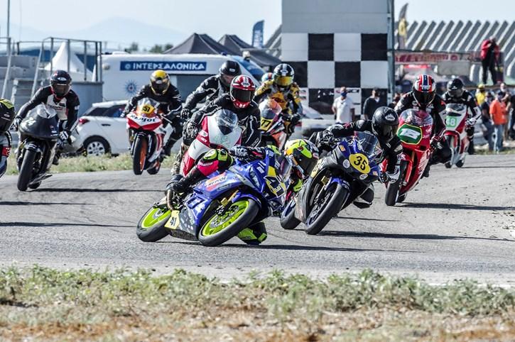Εκκίνηση Νέοι, SSP300, Racing