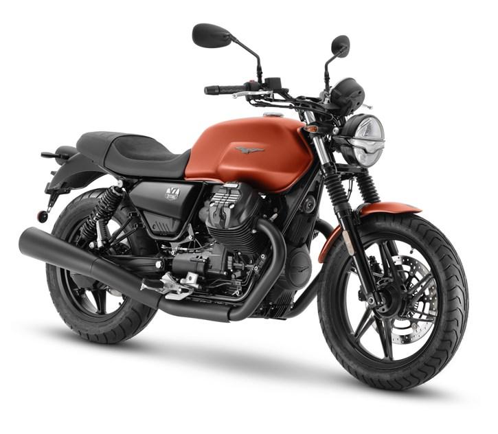 V7 Stone - Arancione Rame