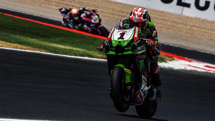 Jonathan Rea (Kawasaki Racing Team WorldSBK)